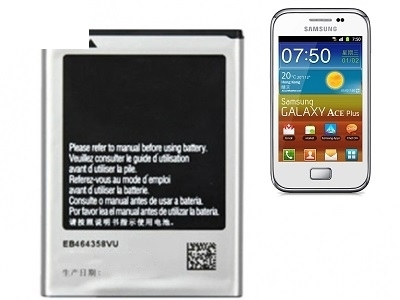 БАТЕРИЯ ЗА SAMSUNG GALAXY ACE PLUS S7500