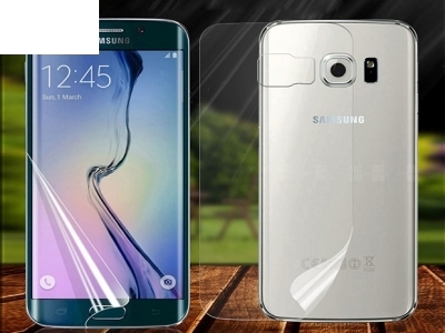 Протектор Samsung Galaxy S6 EDGE+ 2015 G928 Full Face Комплект