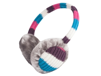 Слушалки Winter Headphones 3.5 mm - Colorful