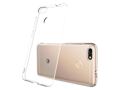 Силиконов гръб Ултра Слим за Huawei P9 Lite MINI / Enjoy 7 Transparent Relef