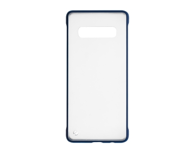 Пластмасов гръб C039 за Samsung Galaxy S10 Plus (G975) , Син