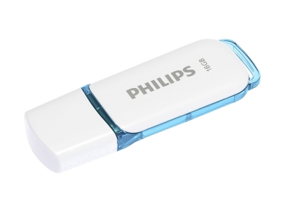 USB Flash памет  PHILIPS USB 3.1 16GB Snow , Син