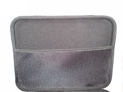 LAPTOP CASE GOLLA SILVER 1025